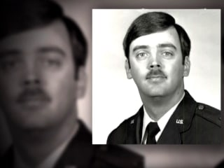 Air Force Captain who vanished 35 years ago found in California