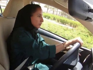 Women hit the road after Saudi Arabia's driving ban comes to an end