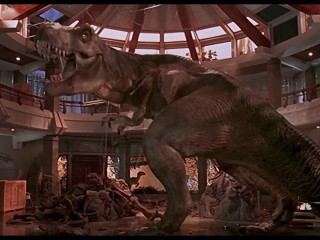 Jurassic Park 25th anniversary: How the film's dinosaurs came to life