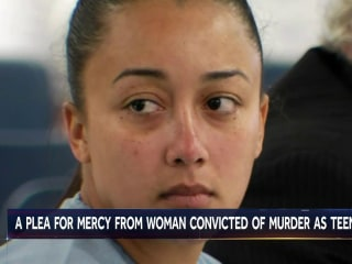 Cyntoia Brown, sentenced at 16 to life in prison, to plea for leniency in federal court