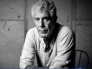Anthony Bourdain, celebrity chef and 'Parts Unknown' host, dies at 61
