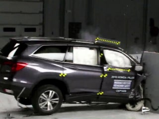 Beware riding in the front seat of these popular SUVs