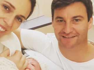 New Zealand Prime Minister Jacinda Ardern gives birth to girl