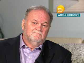 Duchess of Sussex's father speaks of missing royal wedding in emotional first interview