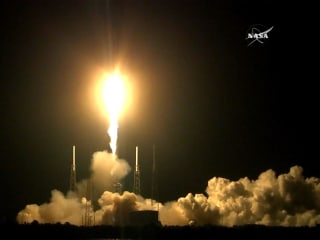 SpaceX launches mission to international space station