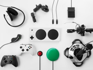 Microsoft's Xbox Adaptive Controller  is designed for gamers with limited mobility
