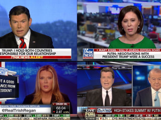 Watch: Fox News slams Trump's Putin performance