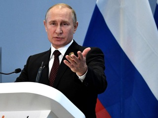 'Be my guest': Putin invites Trump to Moscow