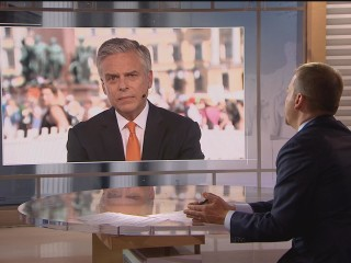 Full Huntsman: 'You don't know what's going to come out of' Trump-Putin meeting