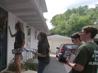 GOP volunteers hit streets to save House from 'Blue Wave'
