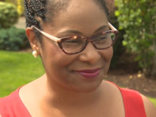 Black Oregon lawmaker says police were called as she knocked on doors