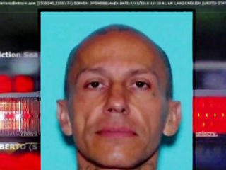 Suspected Houston serial killer spotted by news crews, captured by police