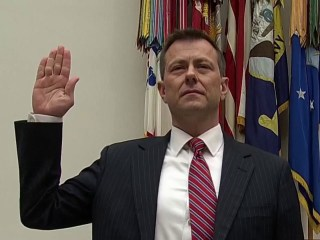 FBI agent Peter Strzok testifies before Congress in tense hearing