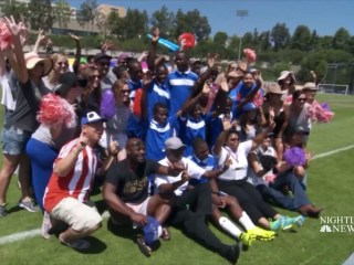 Special Olympics celebrates 50th anniversary