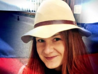 Accused Russian agent Maria Butina ordered to be held until trial