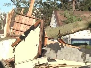 Tornadoes tear through Iowa causing destruction and injuries