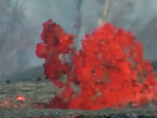 Fiery Kilauea volcano continues to spout lava on Hawai'i