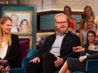 Jeannie and Jim Gaffigan used humor to cope with her brain tumor