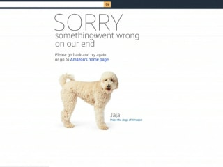 Amazon Prime Day off to rocky start with website errors