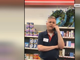 CVS apologizes after white manager calls police on black customer over coupon dispute