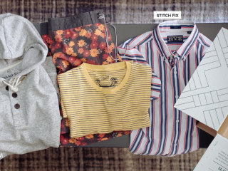 Online clothing service Stitch Fix is helping disrupt the shopping experience