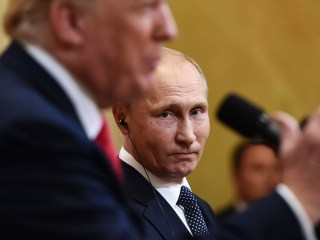 Putin says he wanted Trump to win the presidential election