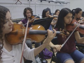 Young, international musicians learn from the best at Kennedy Center summer program