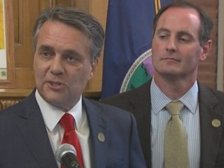 Colyer concedes Kansas governor primary to Kobach