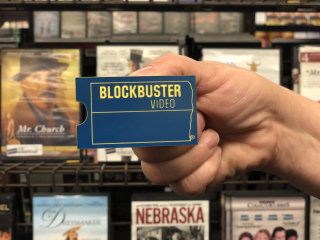 Why Blockbuster's last hurrah makes us nostalgic