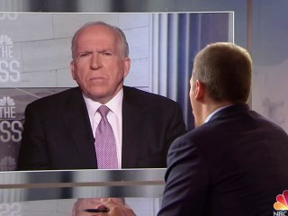 Full Brennan Interview: 'I recognize I have a bullseye on my chest'