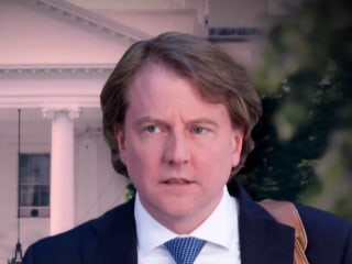 White House counsel Don McGahn will leave in the fall, Trump says
