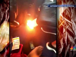 Portable battery explodes on Ryanair flight, latest in incidents involving lithium ion batteries