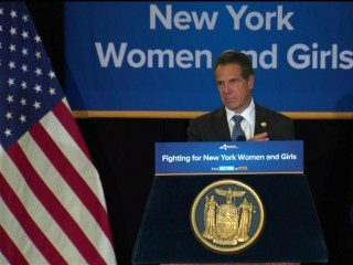 Cuomo takes jab at Trump slogan: America 'was never that great'