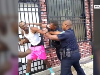 Former Baltimore officer Arthur Williams indicted, accused of assault