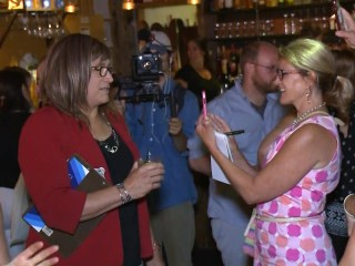 Vermont's Christine Hallquist makes history as first transgender nominee for governor