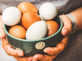Are your morning eggs good for you? It's complicated.