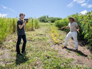 Teen's web venture boosts Puerto Rico's farmers