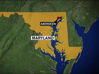 Several shot, female suspect down in Aberdeen, Maryland