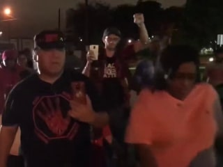 Protests erupt over Dallas police officer who fatally shot neighbor