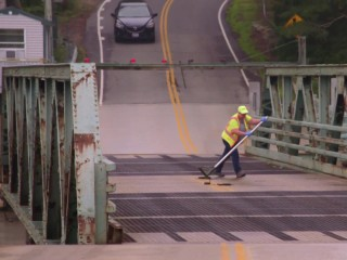 One of the nation's last manually operated bridges will soon be modernized