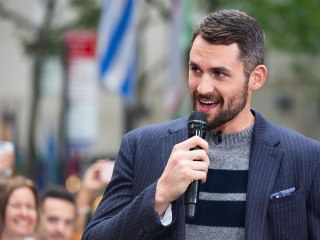 Kevin Love talks about his new mental health initiative