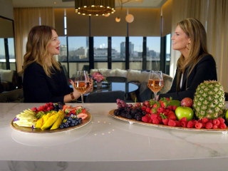 Savannah and Drew Barrymore talk 'Princesses,' womanhood