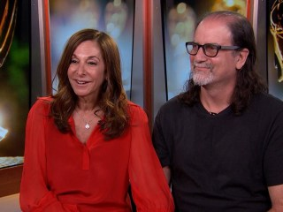 Emmys lovebirds Glenn Weiss, Jan Svendsen on that magical proposal