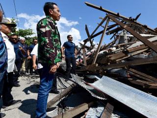 Rescuers search for survivors in Indonesia earthquake-tsunami disaster