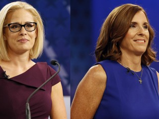 Watch these fiery moments from the Arizona U.S. Senate debate