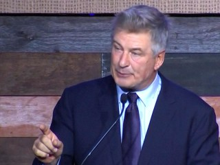 'We need to overthrow the government under Donald Trump,' Alec Baldwin tells Dems