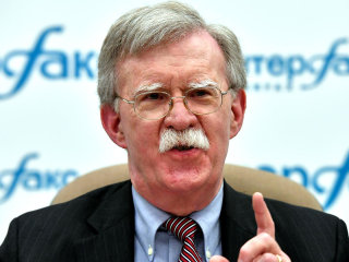 John Bolton: INF Treaty 'outmoded, being violated and being ignored'