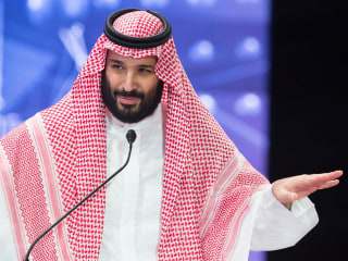 Crown prince on Khashoggi killing: 'A heinous crime that cannot be justified'