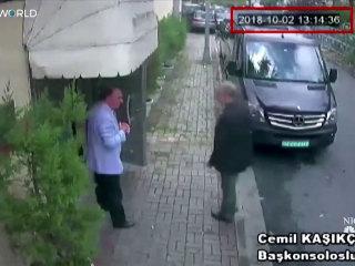 Khashoggi disappearance: Investigators find evidence of repainted rooms inside Saudi consulate
