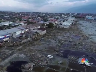 Desperate search continues after Indonesian earthquake and tsunami